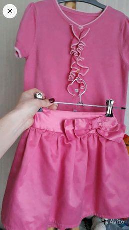 Костюм юбка и кофточка, mothercare