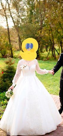 Платья свадебные/плаття весільне