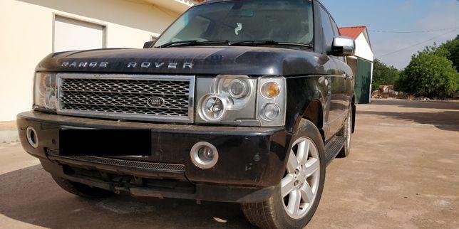 Range Rover Vogue V8 2004, Range Rover III L322 3.0d 2004 Para Peças