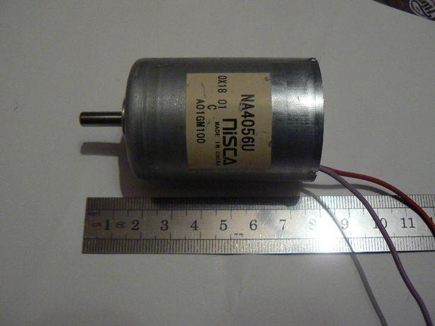 Мотор, двигун постійного струму NISCA NA4056U - 24В/2А 5400об/хв
