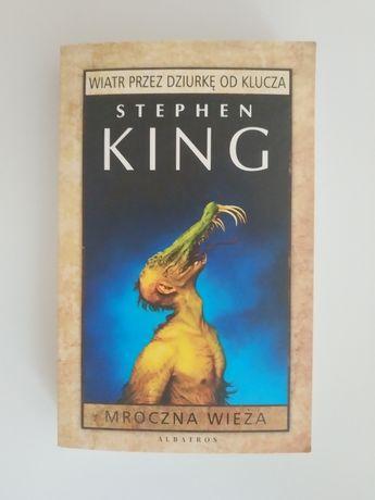 Stephen King Mroczna Wieża