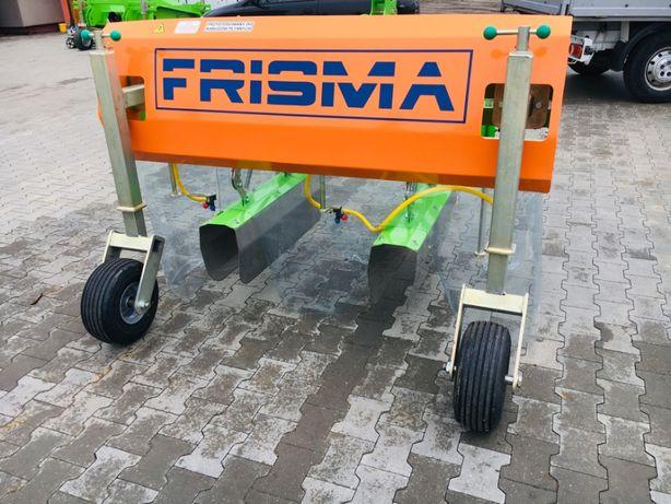 Pielnik herbicydowy 2x750 przystawka międzyrzędowa FRISMA opryskiwacz