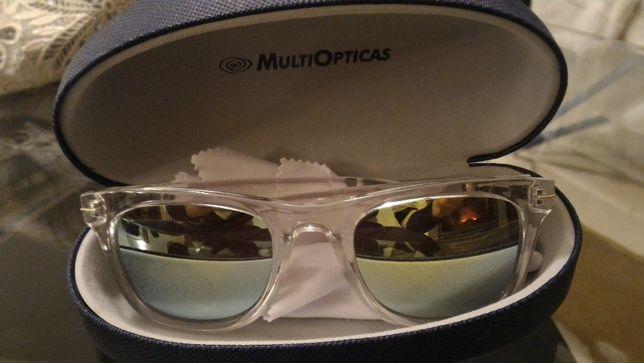 Óculos de sol da multiopticas