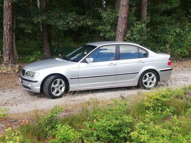 Sprzedam BMW e 46 318i +LPG