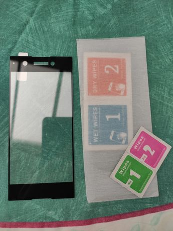 Película de vidro Sony Xperia XA1
