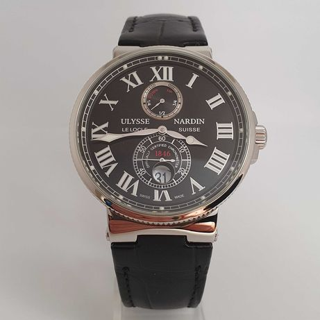 Ulysse Nardin Maxi Marine Chronometer 43mm 263-67-3/42 263-67