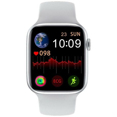 [NOVO] Smartwatch IWO W26 (Disponível em preto e branco)
