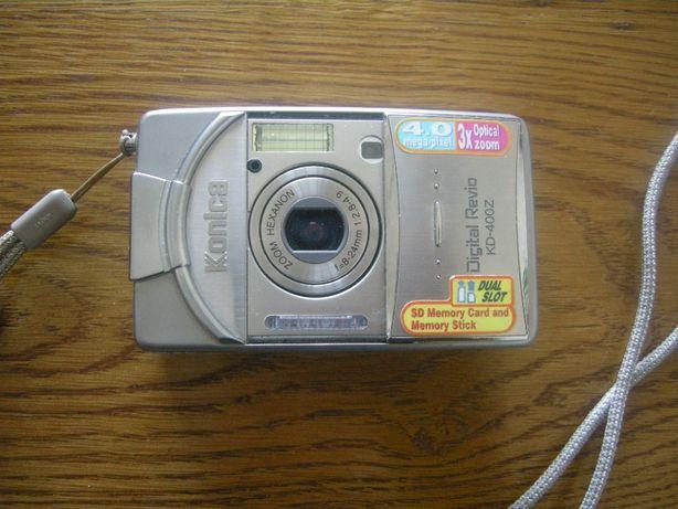 Фотоаппарат Konica KD-400Z на з/ч
