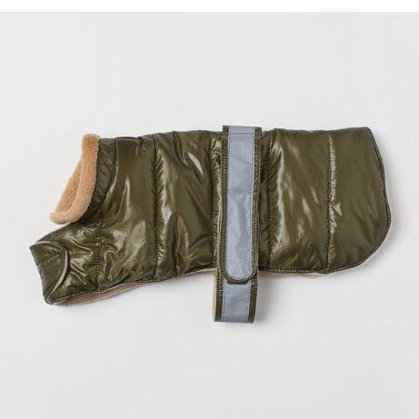 Куртка для собаки XS для мопса либо крупной чихуахуа
