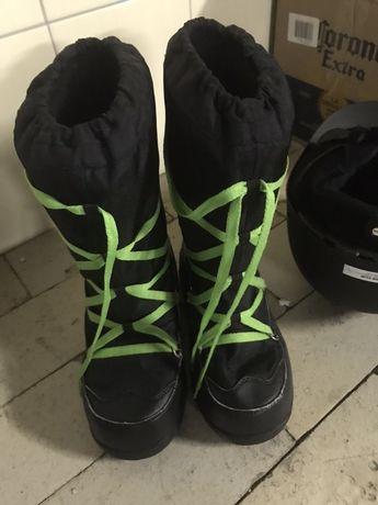 Ботинки reima, сапоги для сноуборда, шлем