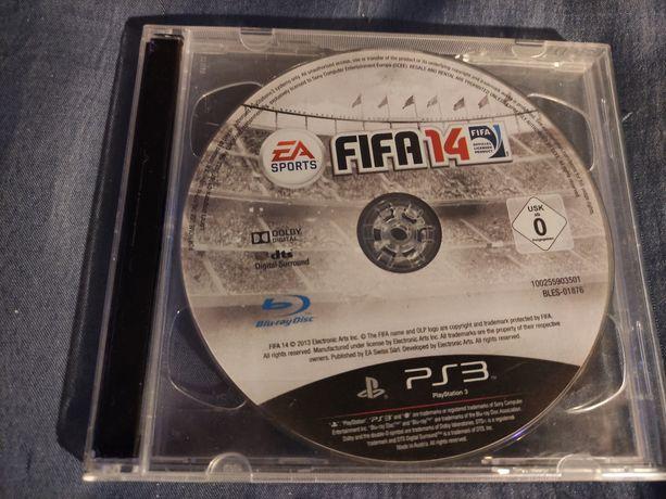Fifa 14 gra na PS3