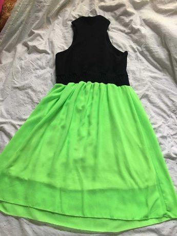 Sukieneczka neonowa