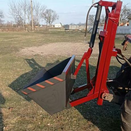 КУН на задню навєску т25 та китайський мыны трактор
