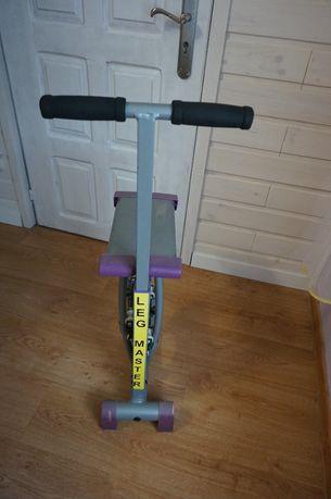 Przyrząd do ćwiczenia nóg Leg Master fitness na siłownię!