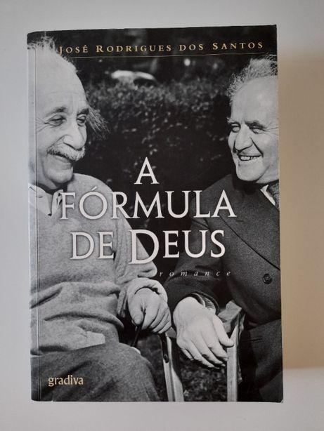 Livros José Rodrigues dos Santos - Fórmula de Deus