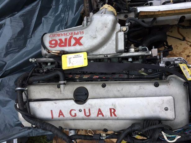 Jaguar XJ XJR 1994- Silnik 4.0 Supercharged