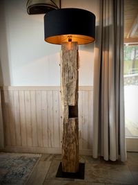 "Lampa stojąca ""loft'"