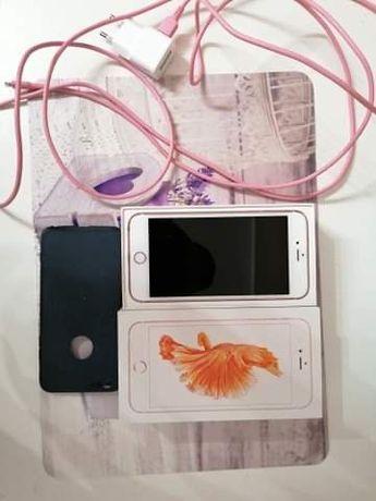 iPhone 6S plus 32GB Rose Gold stan BDB bateria 100% nie naprawiany!