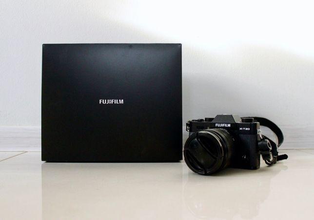 Fujifilm XT20 + Fujinon 16-50mmF3.5-5.6