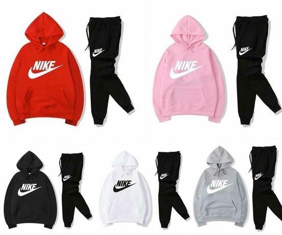 Dresy damskie z logo Nike Adidas Tommy kolory S-XXL!!!