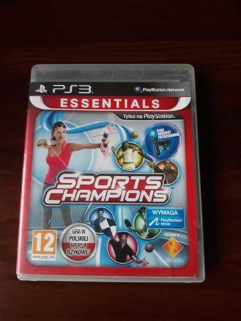 Gra Sports champions PS 3