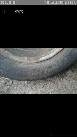 Шина диск запаска колесо