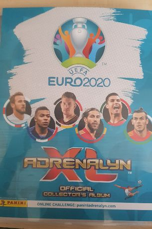 karty panini uefa EURO 2020