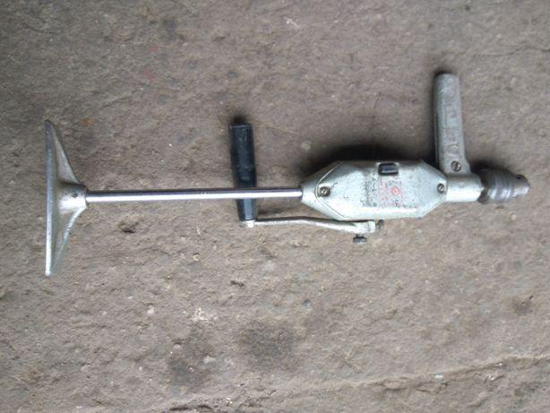 дрель ручная механическая