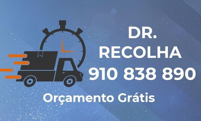 Recolha de Entulhos/Recheio/armazém