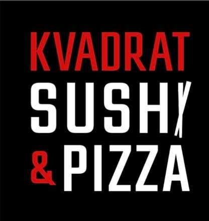 Kvadrat Sushi&Pizza. Продаж франшизи у сфері доставки їжі.