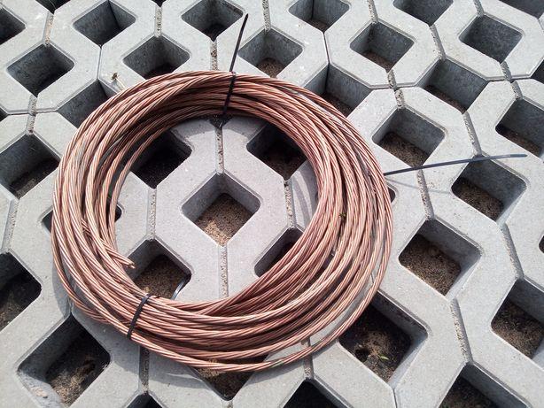 Linka miedziana 9 mm 24 mb