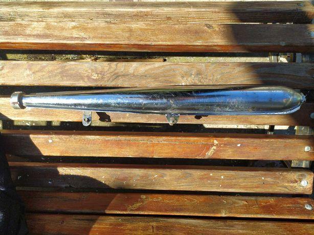 глушитель труба Рига, дырчик,Д-5, газовичек