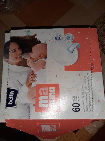 Продам лактационные прокладки, ниблер и тарелочка детская.
