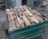 Продам дрова дубові колоті Березань - изображение 1