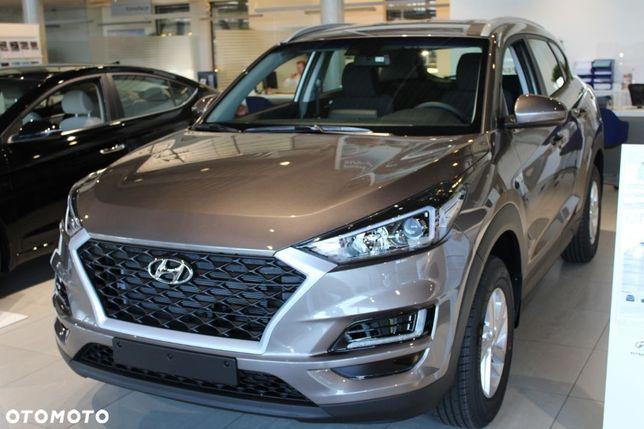 Hyundai Tucson Tucson 1.6 132 Km Classic+Pakiet Plus. Srebrny,