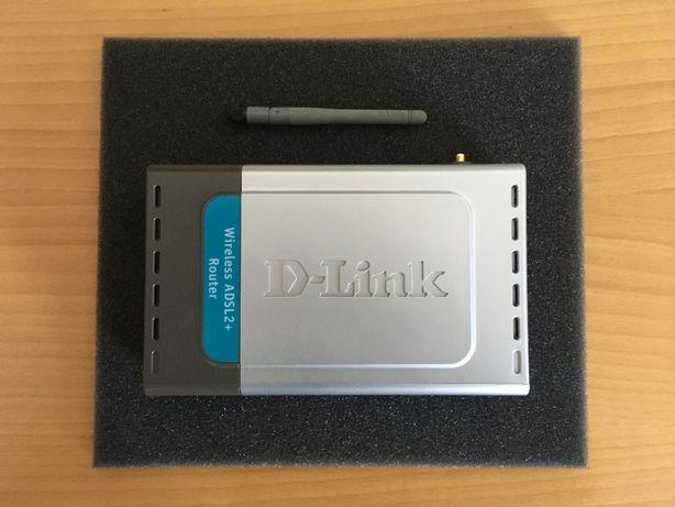 Router wireless D-Link DSL-G624T