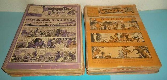 O MOSQUITO nº 1001 a 1200 - em fascículos
