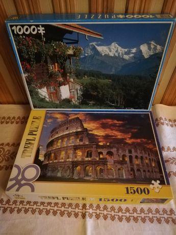 puzzle Koloseum Holandia krajobraz