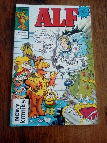 Alf 3/1991 komiks