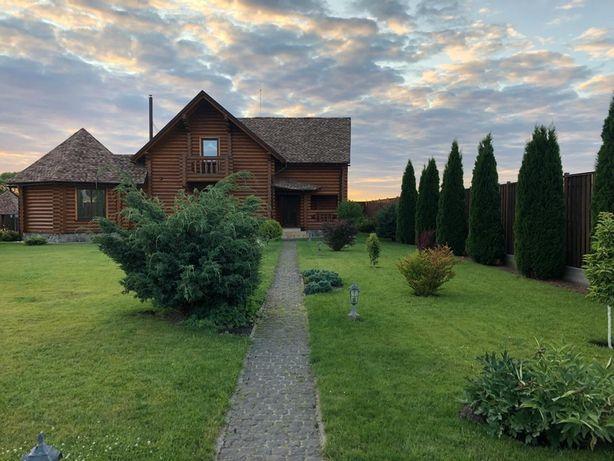 Уникальный дом с озером в тихом уютном месте с. Бузовая Стоянка