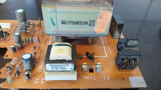 Panasonic Zasilacz wieża transformator ETP76VMT61WA RJBX0335AA