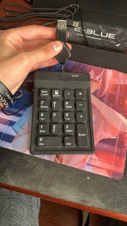 teclado extensao numerica