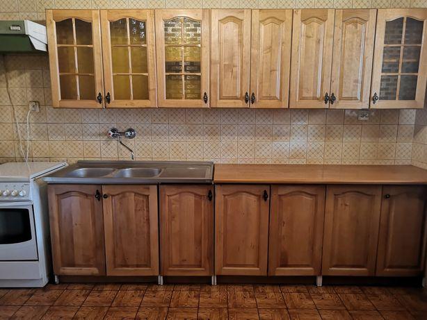 Kuchnia meble kuchenne drewniane