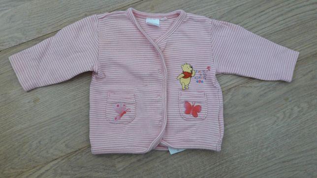 Кофточка распашонка Disney, р.56 0-1 мес. новорожденной девочке