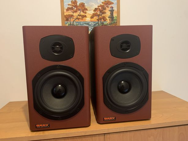 Nady Audio SM-120 monitory odsluchy stereo kolumny