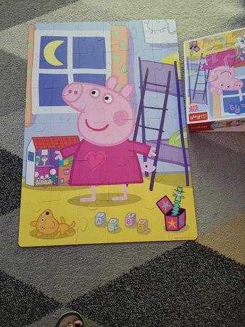 Puzzle gifant świnka pepa trefl 36 el