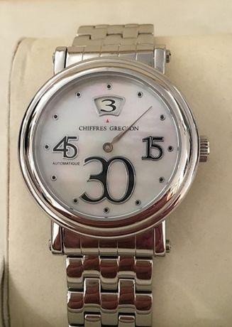 Griffes-Gregson relógio automático com caixa novo