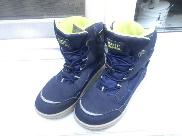 Зимові чоботи, ботинки 33