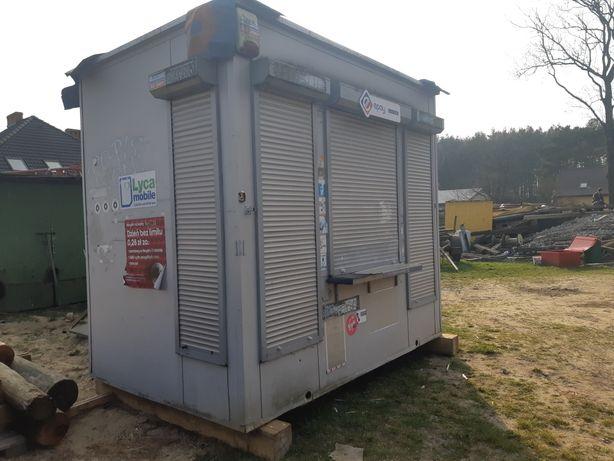 REZERWACJA Kiosk portiernia barak magazynek kontener lodziarnia