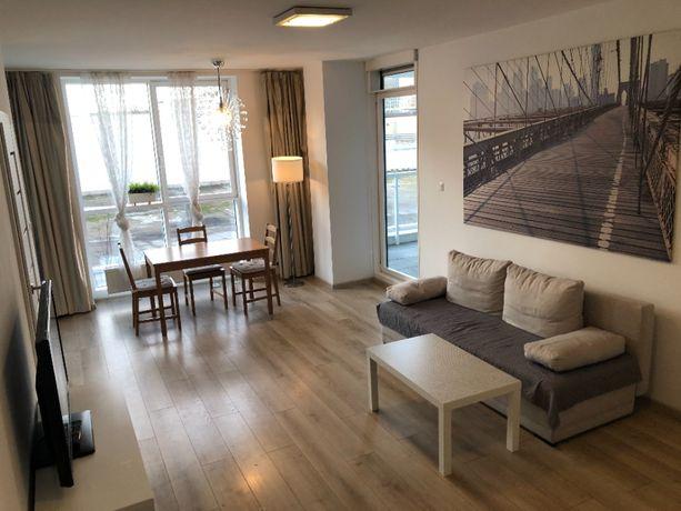 Apartament - 2 pokoje, 55m2, Towarowa 41, bezpośrednio